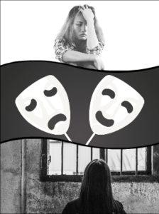 Los pensamientos negativos son una constante en la mente de los pacientes con depresión mayor.