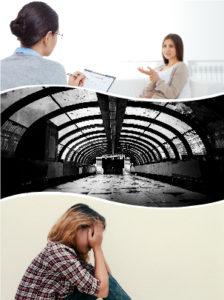 Tristeza, ansiedad y cansancio son algunos de los síntomas característicos de la depresión posparto.