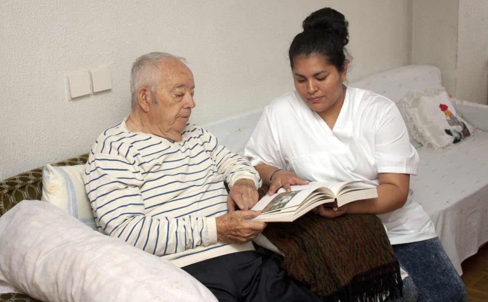 Once preguntas para detectar la demencia senil