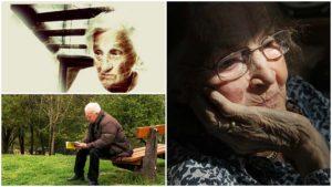 La mayoría de personas que sufren Alzheimer tienen más de 85 años.