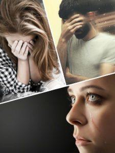 Mantener contacto con los amigos y familia ayuda a superar la depresión.