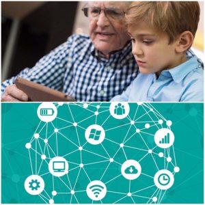 Las TIC ayudan a las personas con Alzheimer a mantener el cerebro activo.