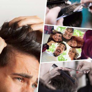 En algunas circunstancias puede ser necesario cortarse el pelo antes de un injerto capilar.