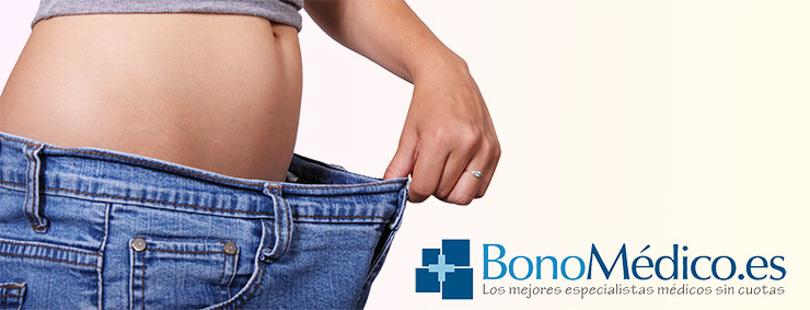 Con la operación de liposucción, normalmente llegan a perderse unos cuatro kilos y medio de peso.