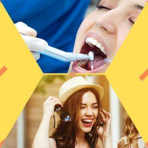 Otra opción posible es la de colocar los implantes dentales sin recurrir a una intervención quirúrgica.