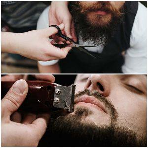 También es posible realizar el injerto de pelo en bigote y barba