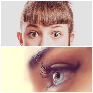 Las cejas son un elemento fundamental del rostro.