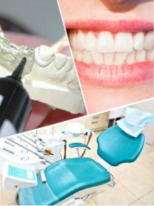 Endo-óseos y yuxta-óseos son los dos principales tipos de implantes dentales.