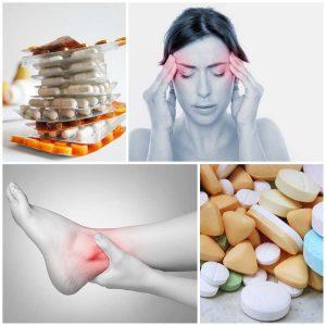 Entre otros síntomas, el Naproxeno sirve para aliviar el dolor articular y las migrañas.