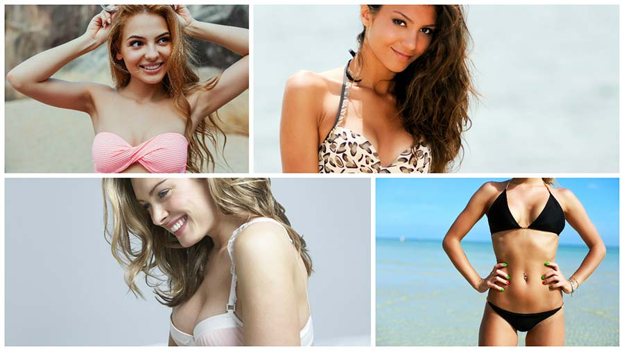 Las mujeres que ya se han aumentado el pecho aseguran que la cirugía les ha hecho ganar confianza y autoestima.