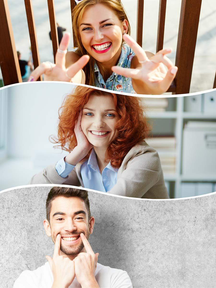 El blanqueamiento dental en Barcelona también puede llevarse a cabo en casa.