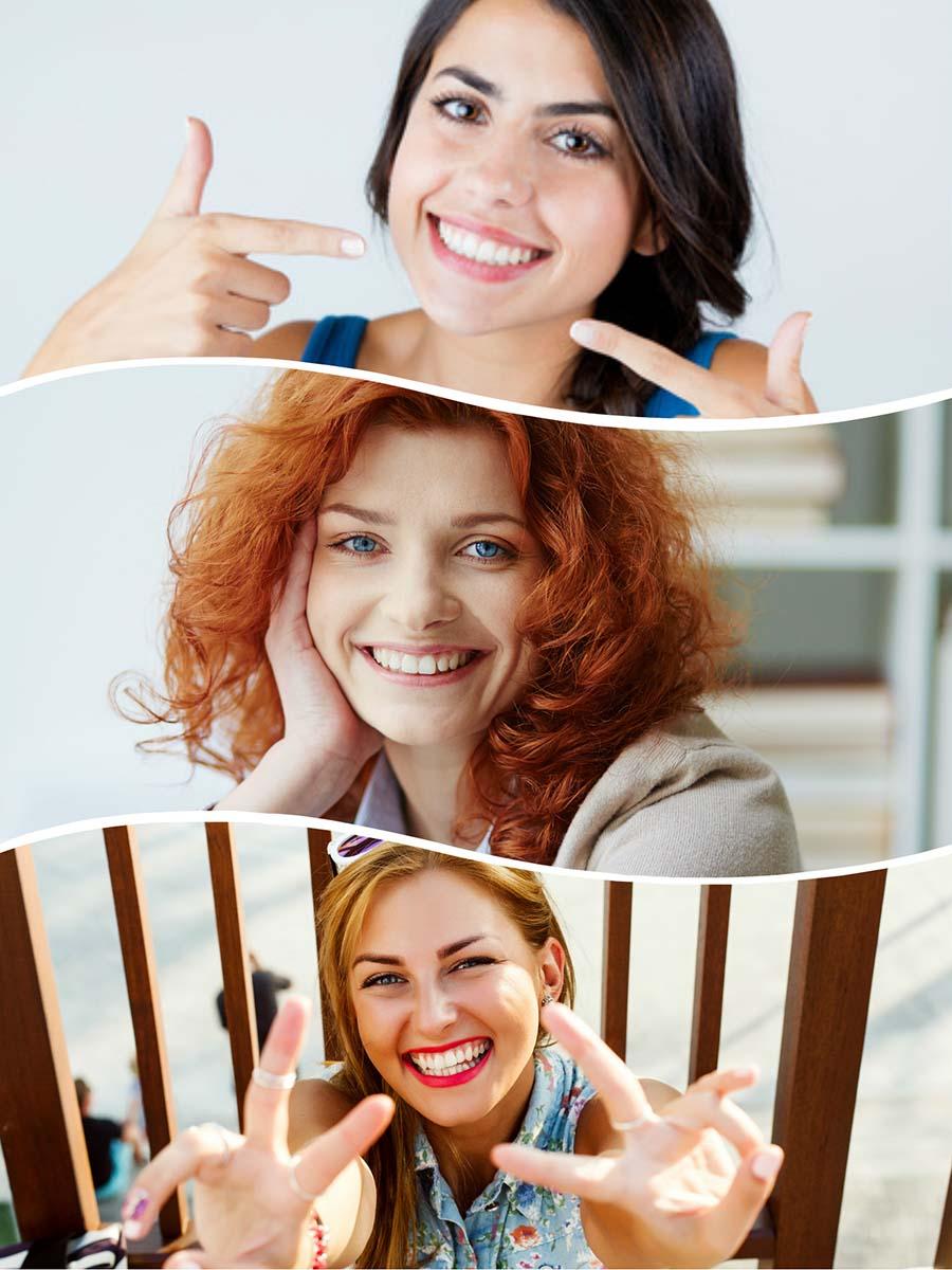 El blanqueamiento dental en Badajoz consigue eliminar las manchas en los dientes.