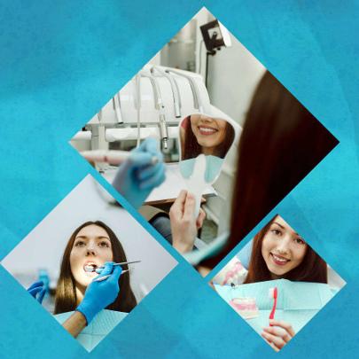 La combinación de tratamientos en la clínica y en casa puede ayudar en el resultado final.
