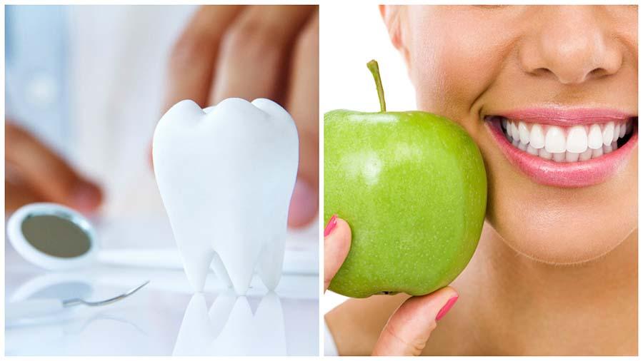 La salud de la boca y los dientes depende, en parte, de la correcta posición de la dentadura.