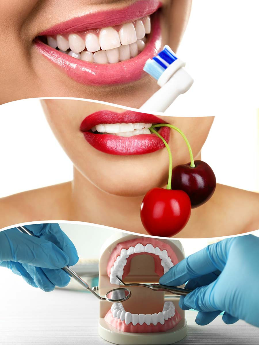 Para mantener la salud bucodental es fundamental acudir con frecuencia al dentista.
