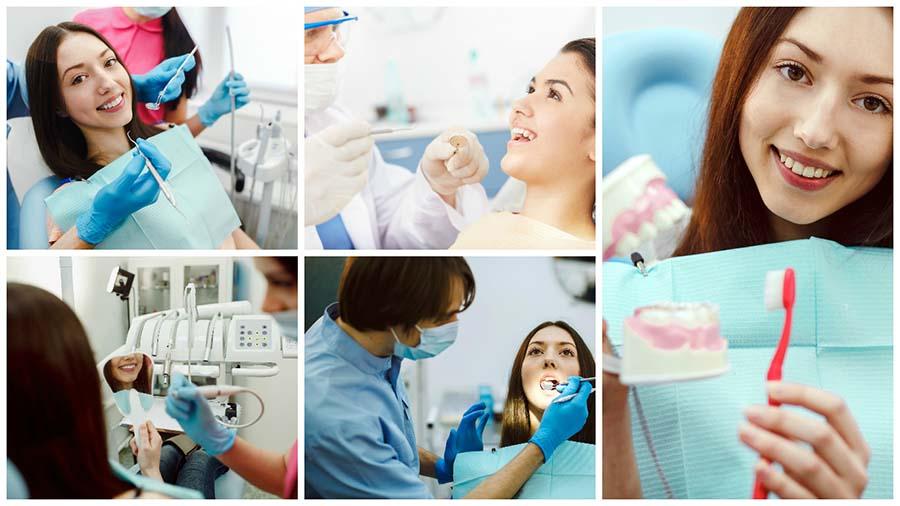 La colocación de un implante dental requiere varias fases.