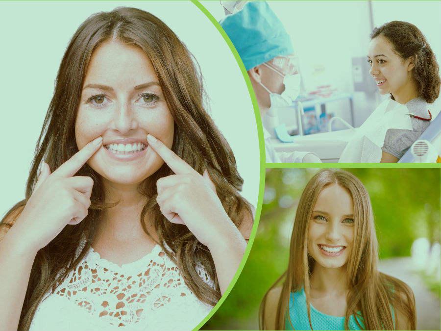 También cabe la posibilidad de someterse a implantes sin necesidad de recurrir a la cirugía.