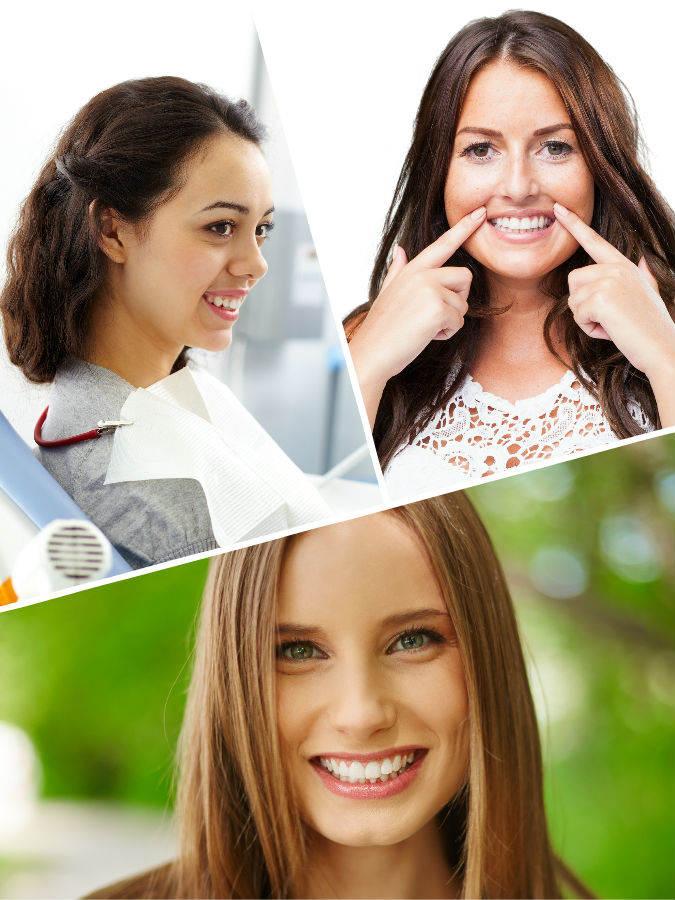 La funcionalidad de los dientes puede recuperarse gracias a la aplicación de este tratamiento.