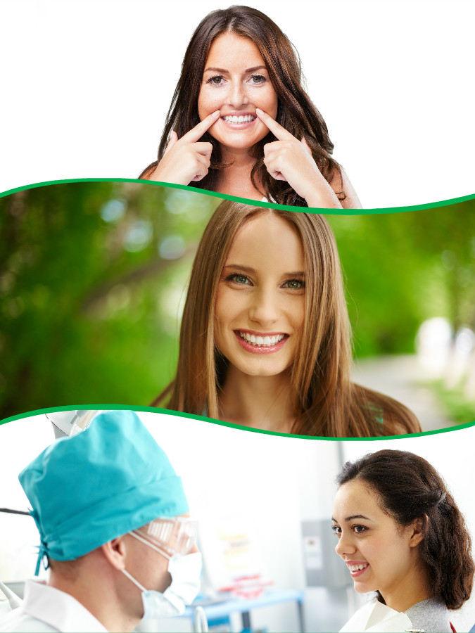 Cilíndricos, en lámina o en forma de flecha son algunas de las clases de implantes disponibles.