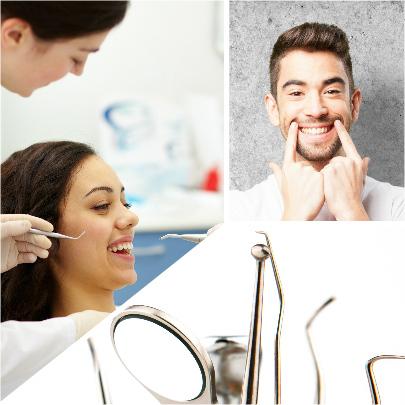 Es aconsejable visitar al especialista cada cierto tiempo para comprobar el estado de salud bucodental.