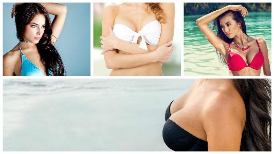 Las prótesis mamarias no sufren ninguna modificación al tomar el sol tras un aumento de senos, pero la piel sí.