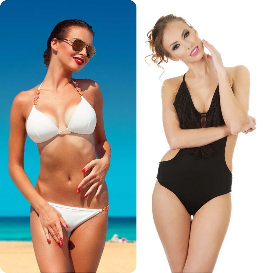 Al contrario que con la abdominoplastia en Las Palmas de Gran Canaria, con la mini-abdominoplastia se pretende eliminar el excedente piel que se localiza bajo el ombligo.