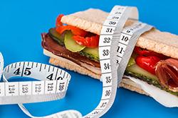 La dieta siempre es saludable