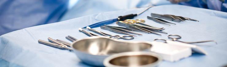 La operación de aumento de pecho dura 1 ó 2 horas