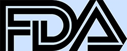 Logo de la agencia FDA