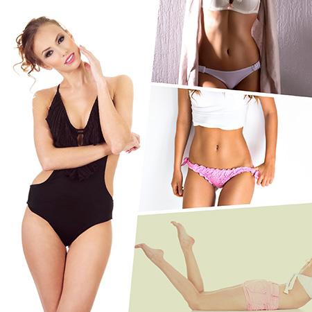 La intervención se realiza mediante una fina cánula con la que se elimina la grasa acumulada.
