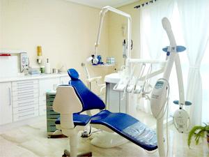 Instalaciones de la Clínica Dental Gran Vía Alicante.