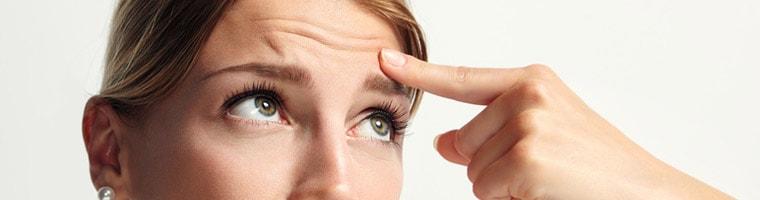 Tratamiento de arrugas de expresión con Botox en Almería