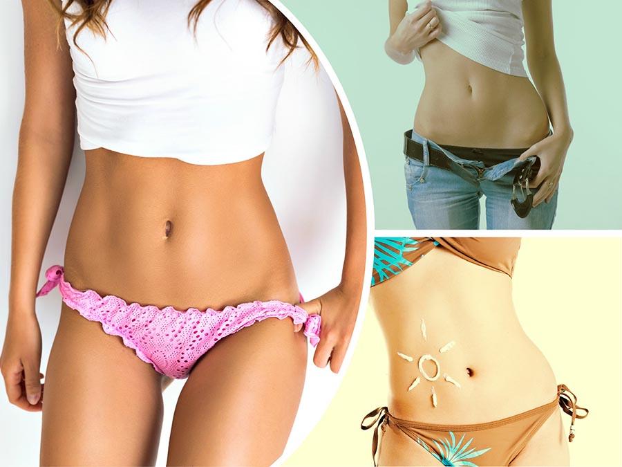 Aunque tienen a confundirse, la abdominoplastia en A Coruña no es igual que la liposucción.