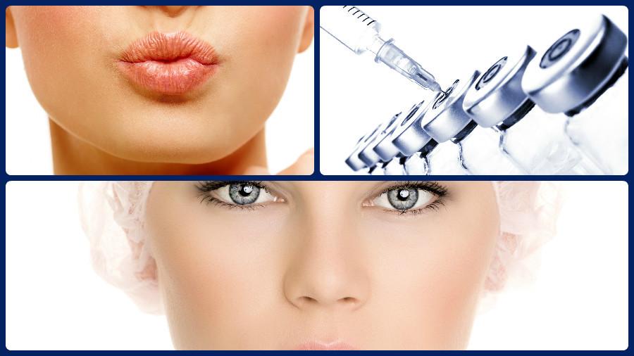 Frente al Botox, el ácido hialurónico en Las Palmas de Gran Canaria, puede usarse en más zonas.