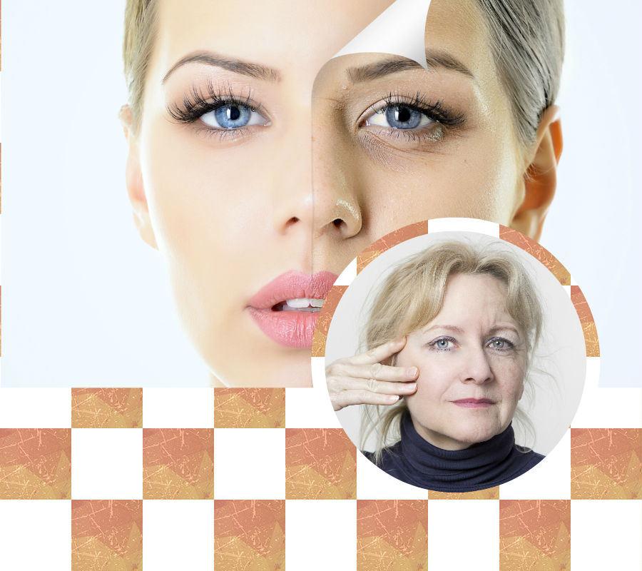 Su utilidad para combatir los efectos de la edad en la piel es infinita.
