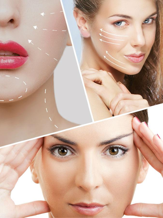 El ácido hialurónico en Madrid puede aplicarse en labios, entrecejo, pómulos, entre otras zonas.