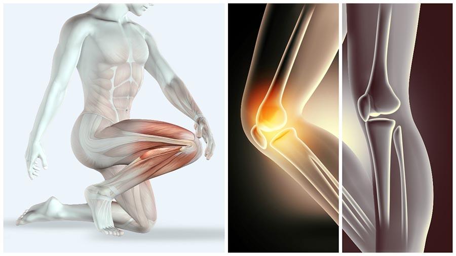 Hacer algunos ejercicios ayudan a la recuperación después de la artroscopia de rodilla en Madrid.