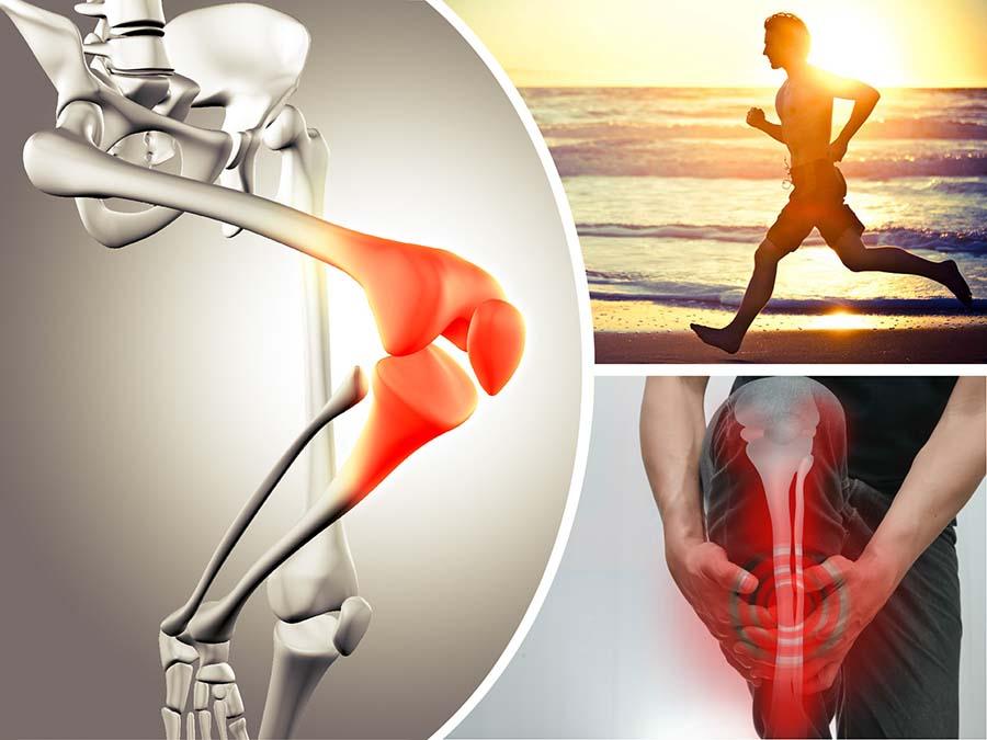 Los primeros días después de la artroscopia de rodilla en Madrid se recomienda guardar reposo.