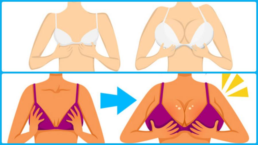 La paciente comprueba cómo logra incrementar su propia estima a través de esta mamoplastia de aumento en Málaga.