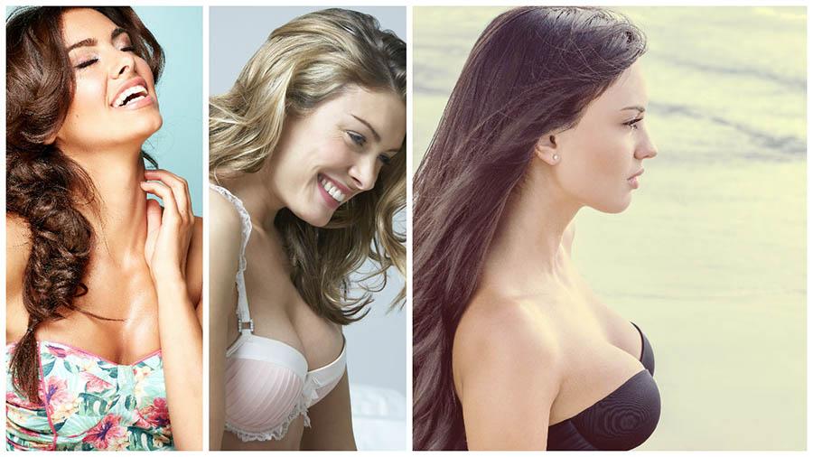 La cirugía de aumento de pecho en San Sebastián es la más demandada por las mujeres.