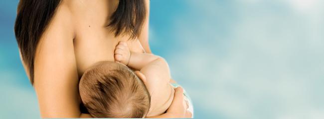 El uso de prótesis mamarias no tiene por qué impedir la lactancia