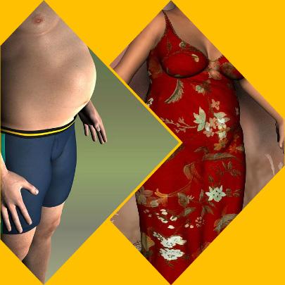 Ante una pérdida de peso de estas dimensiones, el paciente ganará una extraordinaria agilidad después del tratamiento.