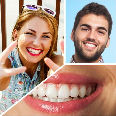 Antes de proceder a la realización de un blanqueamiento dental en Burgos es necesaria una adecuada limpieza bucal.