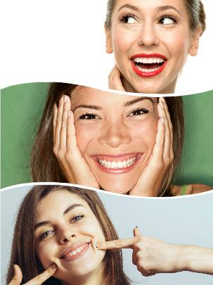 Se debe realizar una limpieza dental antes de proceder a la aplicación de este tratamiento.
