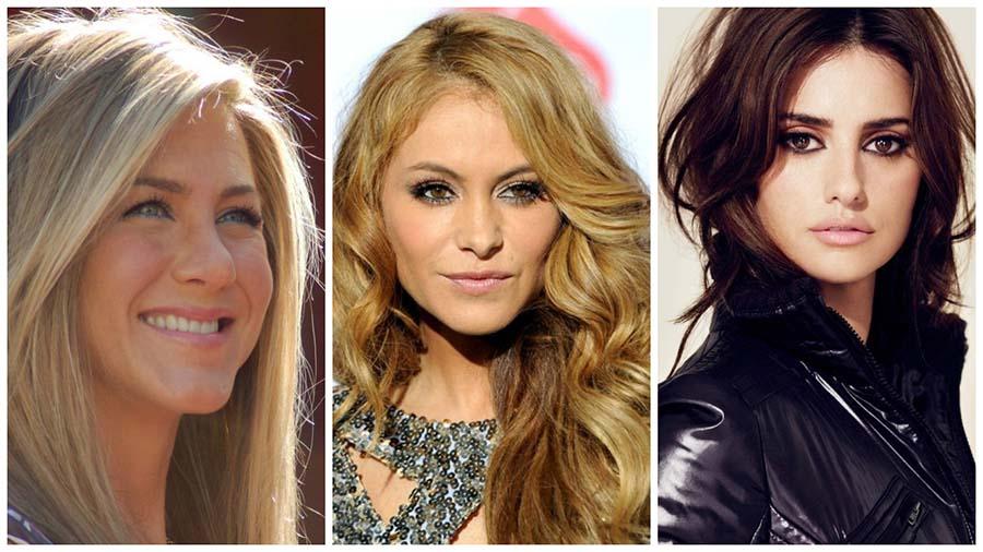 El antes y después de famosos que se han sometido a una blefaroplastia deja ver un resultado muy natural.