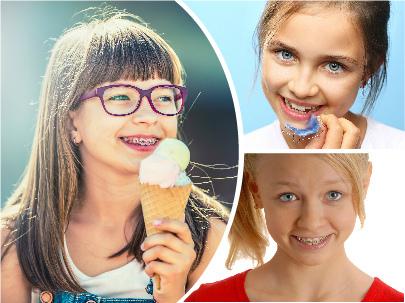 Si el procedimiento se inicia a la edad adecuada, los niños presumirán de boca el resto de su vida.