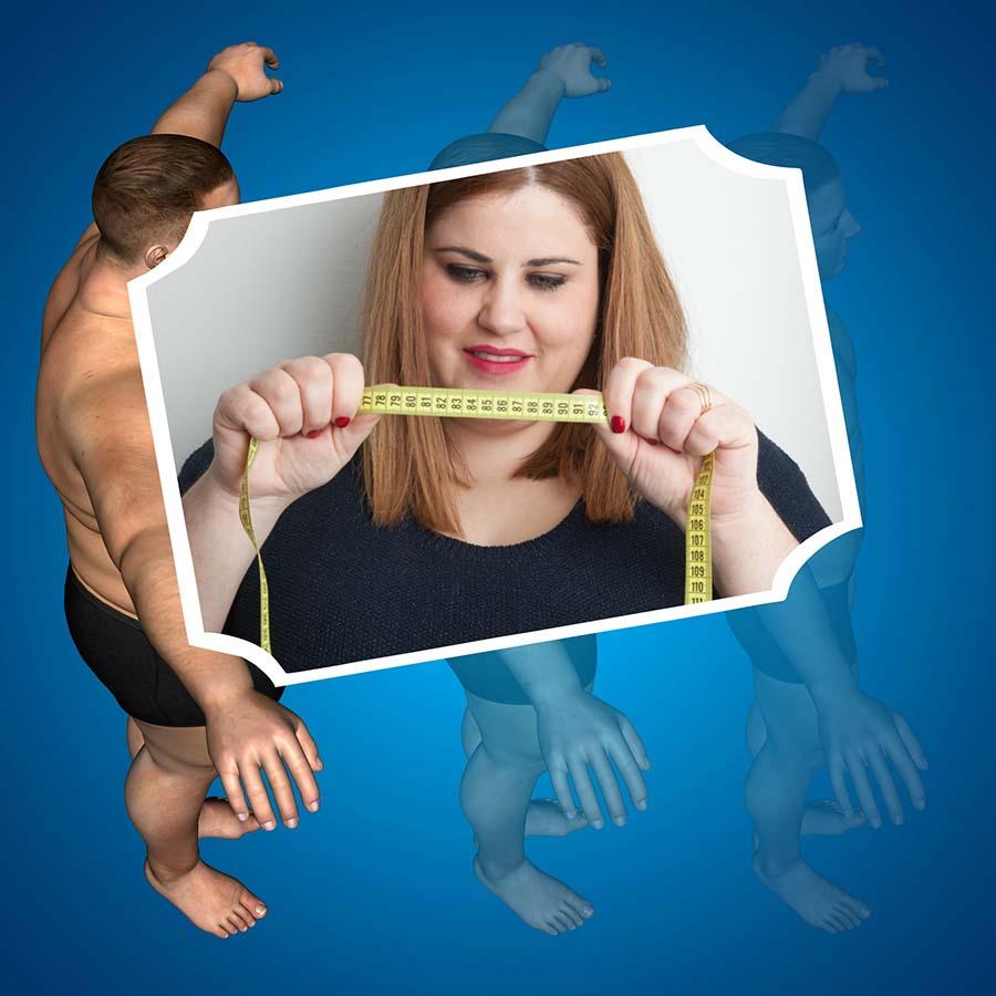El objetivo de la cirugía bariátrica es reducir la capacidad del estómago y la cantidad de nutrientes que absorbe el organismo.