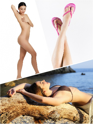 La diferencia entre la depilación láser y la fotodepilación es la efectividad de cada una según el tono de piel del paciente.
