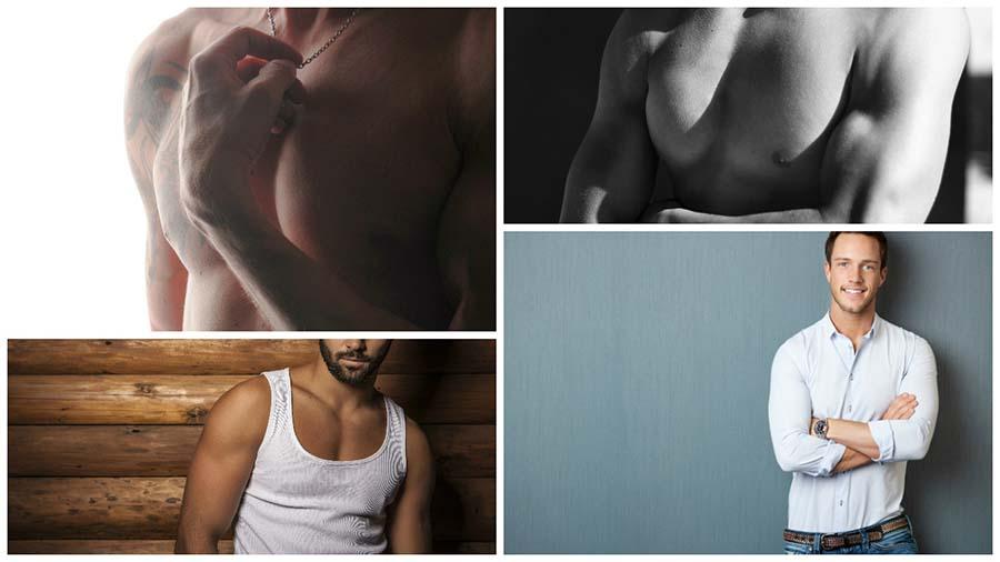 Hay algunos ejercicios que pueden ayudar a reducir el pecho en hombres.