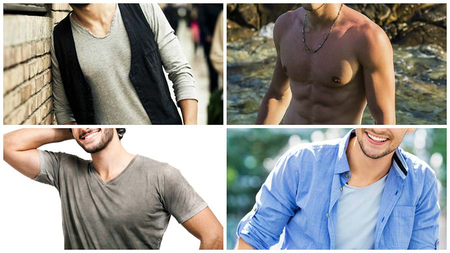 Tener el pecho demasiado grande suele producir problemas de autoestima en los hombres.